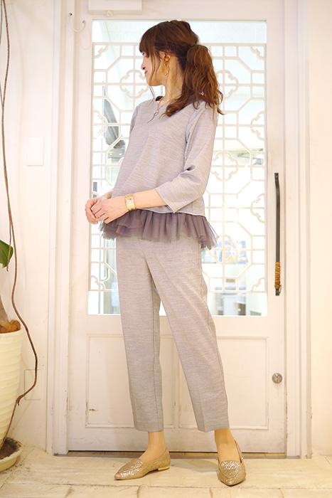 卒園・卒業式・入園・入学式の服装にぴったりのanana(アナナ)セットアップコーディネート